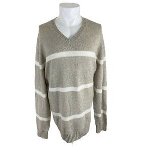 NWT Men's Old Navy Wool blend V-Neck sweater